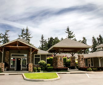 Leasing Office, Meridian Firs