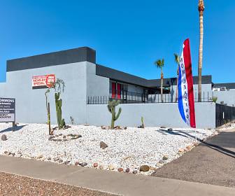 Community Signage, AZ Commons
