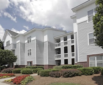 Building, Coffey Creek Apartment Homes