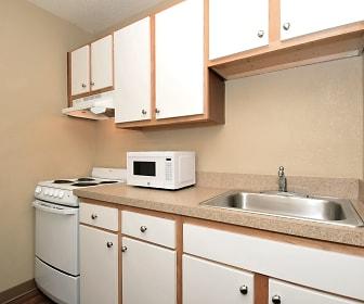 Kitchen, Furnished Studio - Louisville - Hurstbourne