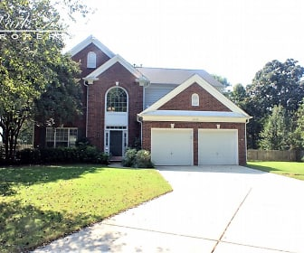 6735 Haddonfield Place, Providence Country Club, Charlotte, NC