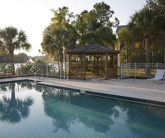 Outdoor Pool, Woodmere Apartments of Venice