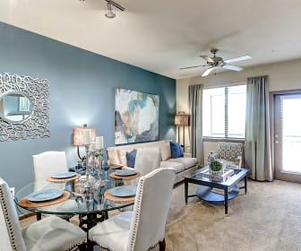 Living Room, The Courtney at Bay Pines
