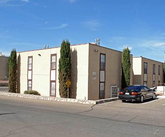 Brisa Apartments, Sunset Heights, El Paso, TX