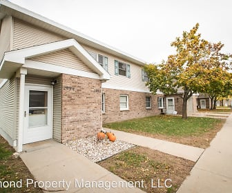 Pine Crest and Hickory Apartments, Plainfield, WI