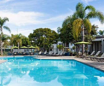 Pool, eaves Woodland Hills