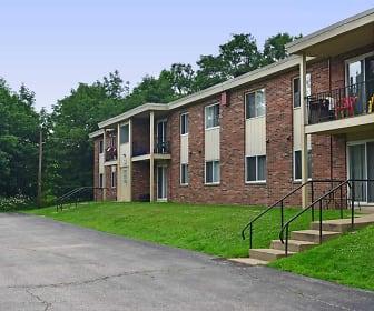 Building, Maple Ridge