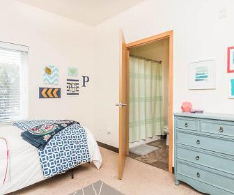 Bedroom, T-Lofts Apartments