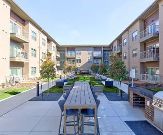 Courtyard, Alta Mercer Crossing