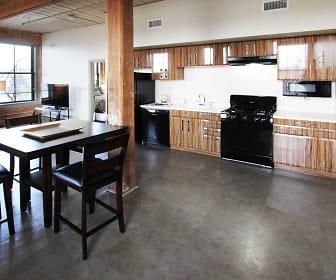 Kitchen, Hudson Arthaus