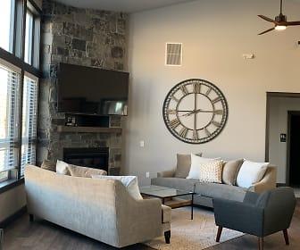Living Room, Park Villas