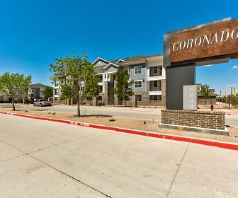 Community Signage, Coronado on Briarwood