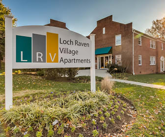 Loch Raven Village Apartments, Towson, MD