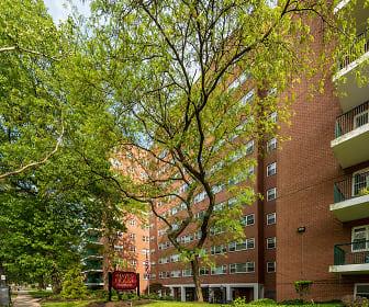 Community Signage, Hayes House Luxury Apartments