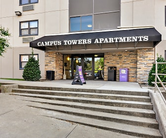 Campus Towers, Greenville, NC