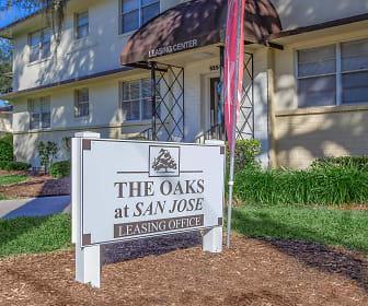 Community Signage, The Oaks at San Jose