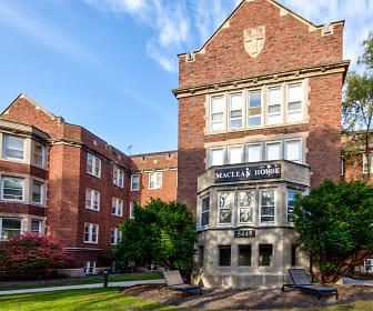 Building, 5445 S Ingleside Ave