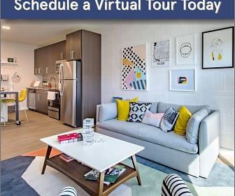 Living Room, J Malden Center