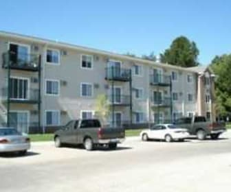 Parkside East Apartments, Capitol Heights, Des Moines, IA