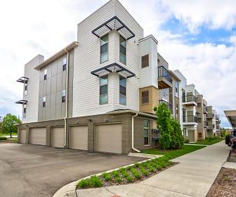 Five Points Apartments, Oakland University, MI