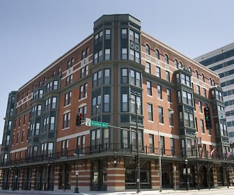 Quality Hill Apartments, Midtown, Kansas City, MO
