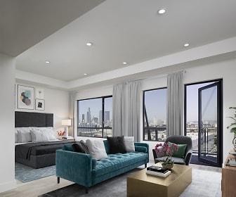 Living Room, AMP Lofts
