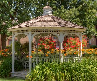 Spanish Gardens, Northwest Rochester, Rochester, NY