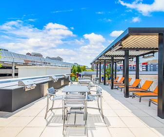 view of patio / terrace, MAA National Landing