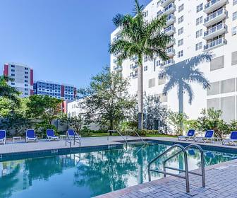 Pool, 25 Biscayne Park