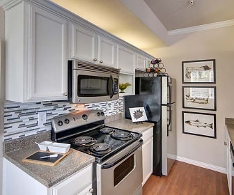 Kitchen, Lakepointe Residences