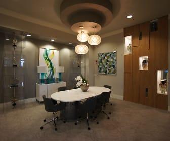 Dining Room, Shorecrest Club Apartments