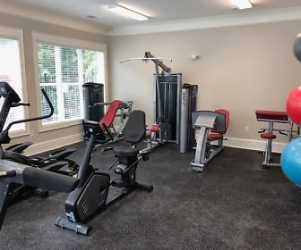 Fitness Center, Palisades at Waters Edge