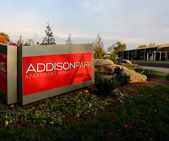 Community Signage, Addison Park