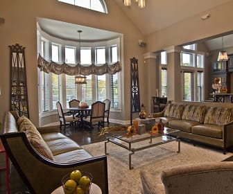 Living Room, The Ravines at Westar