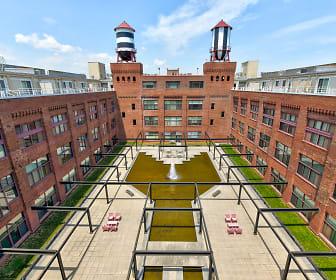 Tindeco Wharf Apartments, Canton, Baltimore, MD
