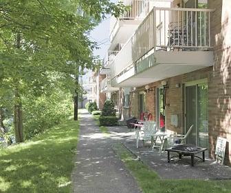 Building, Parkview Estates