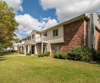 Wyndham Heights Apartments, St Cecilia Elementary School, Ames, IA