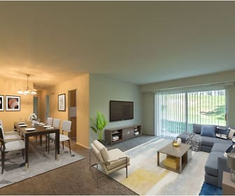 Living Room, Seasons at Bel Air