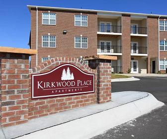 Kirkwood Place Apartments, Blessed Sacrament School, Burlington, NC