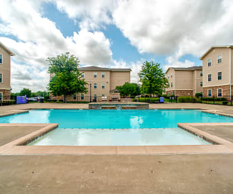 Diamond Club Apartments, University of Central Missouri, MO