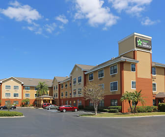 Furnished Studio - St. Petersburg - Clearwater - Executive Dr., High Point Elementary School, Clearwater, FL