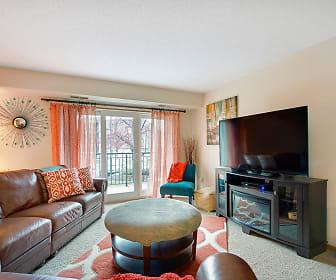Living Room, Pebblebrook Court