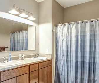 Bathroom, Eight Thirty Water Tower Apartments