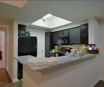 Kitchen, Dakota Ranch Apartments