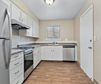 Kitchen, Broadway Ridge and Stoneside