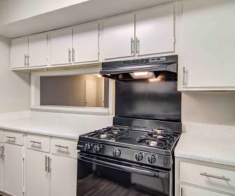 Kitchen, The Haverly At Stone Mountain
