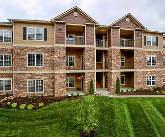 Building, The Heights at Delaware Ridge