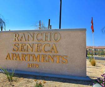 Community Signage, Rancho Seneca