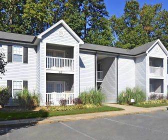 Arlington Square Apartments, Balfour Elementary School, Asheboro, NC