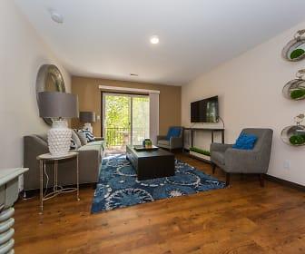 Living Room, Kitty Hawk Manor